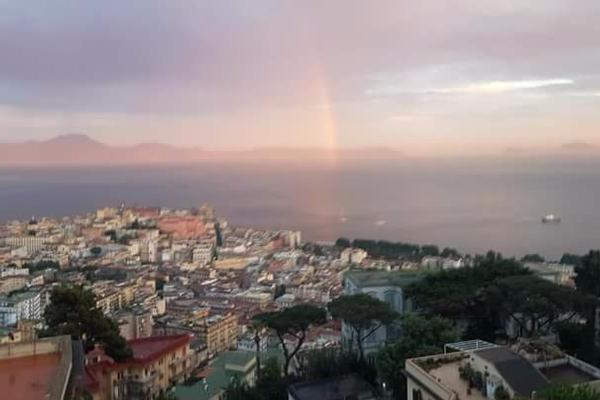Bed in Naples