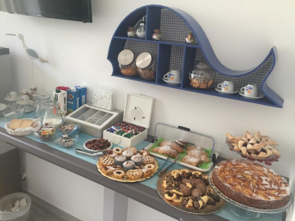 La colazione di PORTO DI MARE