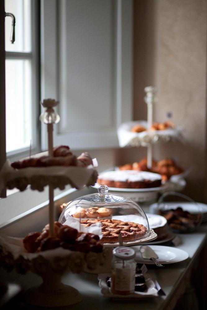 La colazione di HOTEL PALAZZO NOVELLO