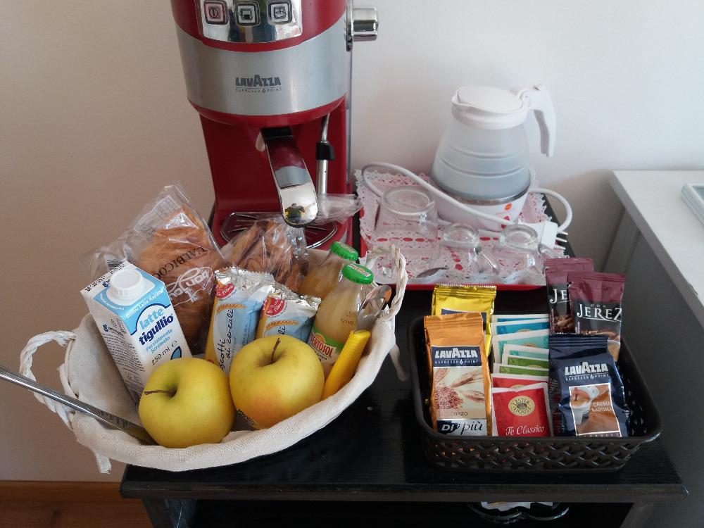 La colazione di STELLA MARINA