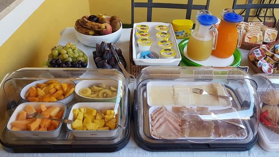 La colazione di IL PICCOLO GIARDINO
