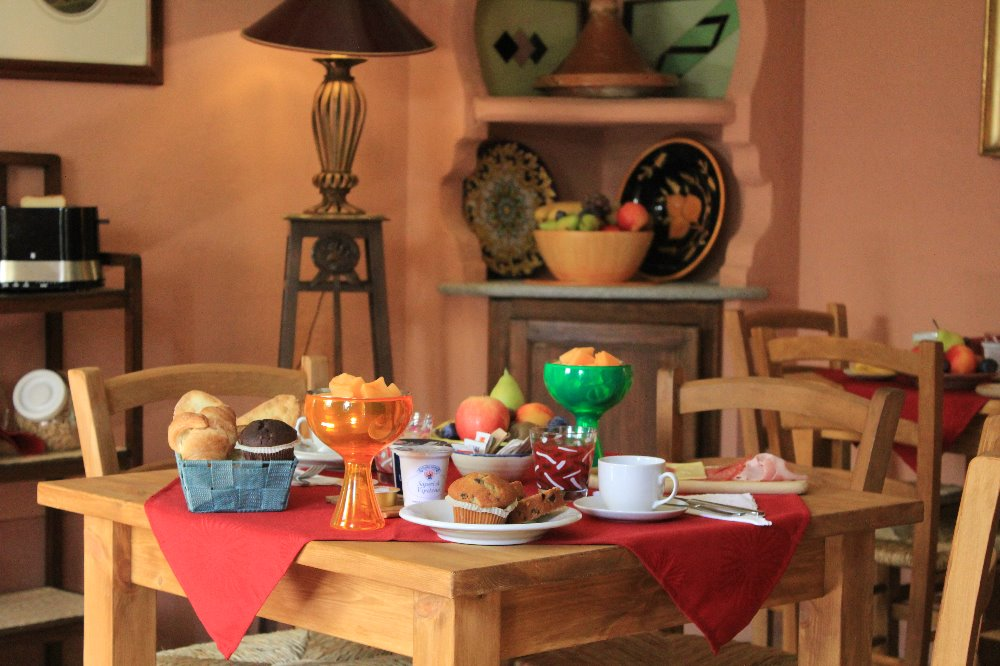 La colazione di CASCINA SANT'EMILIANA
