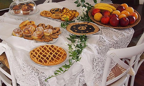 La colazione di LA CASA DI ERA B&B