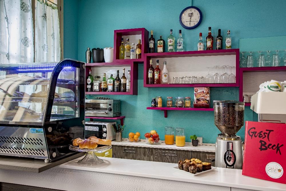 La colazione di OSTELLO SAN FILIPPO NERI