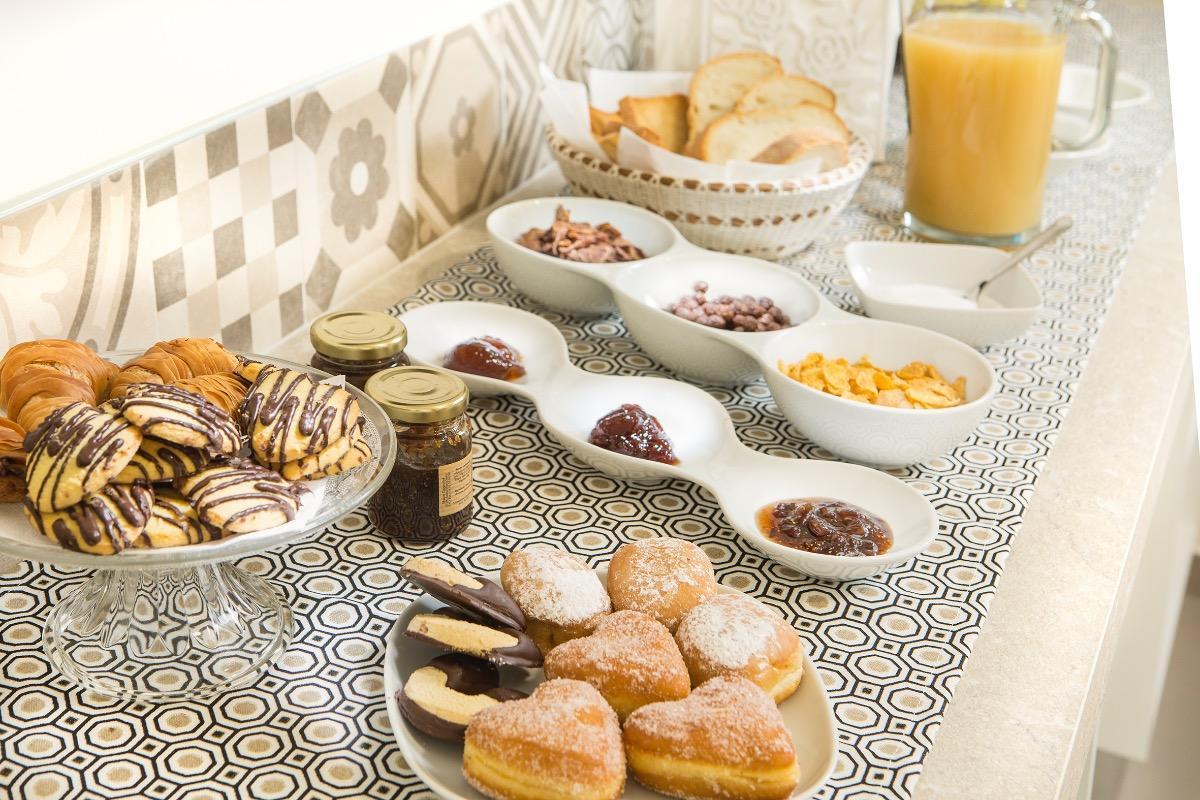 La colazione di RENO B&B