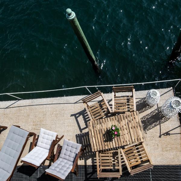 la darsena di riva grande