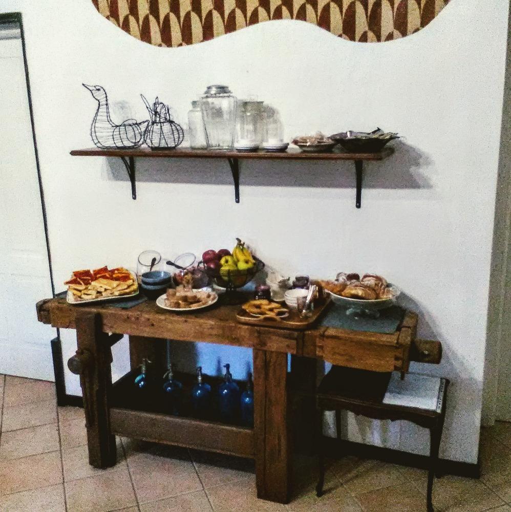 La colazione di ODDI21