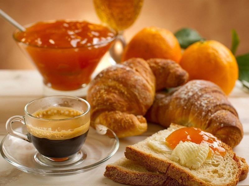 La colazione di CITTÀ TURRITA HOME