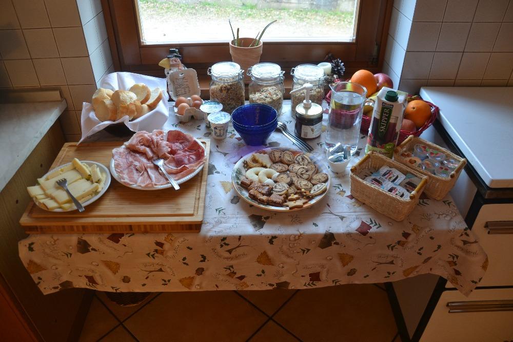 La colazione di FIORDALISO