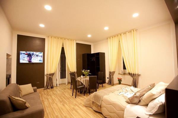 Reggia & Dintorni Rooms