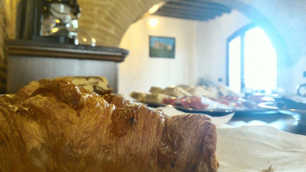 La colazione di ANTICO CASALE CAROLI
