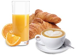 La colazione di LE GINESTRE