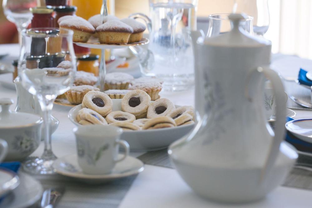 La colazione di IL TERRAZZO DI REMO E SANTINA