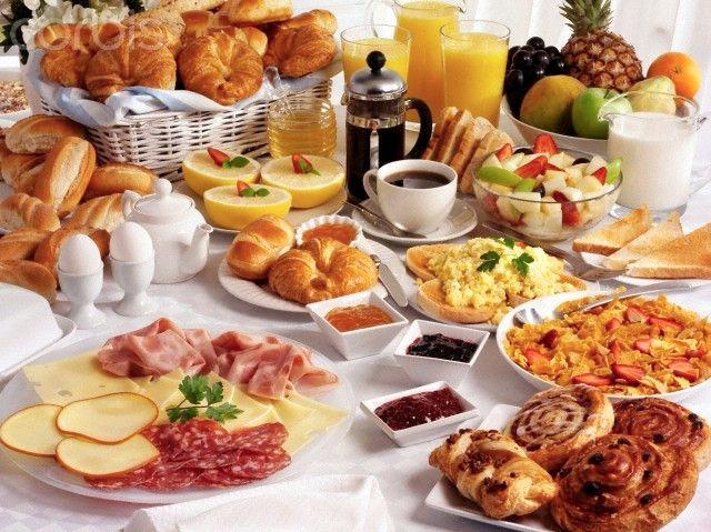 La colazione di ELDVIN B&B