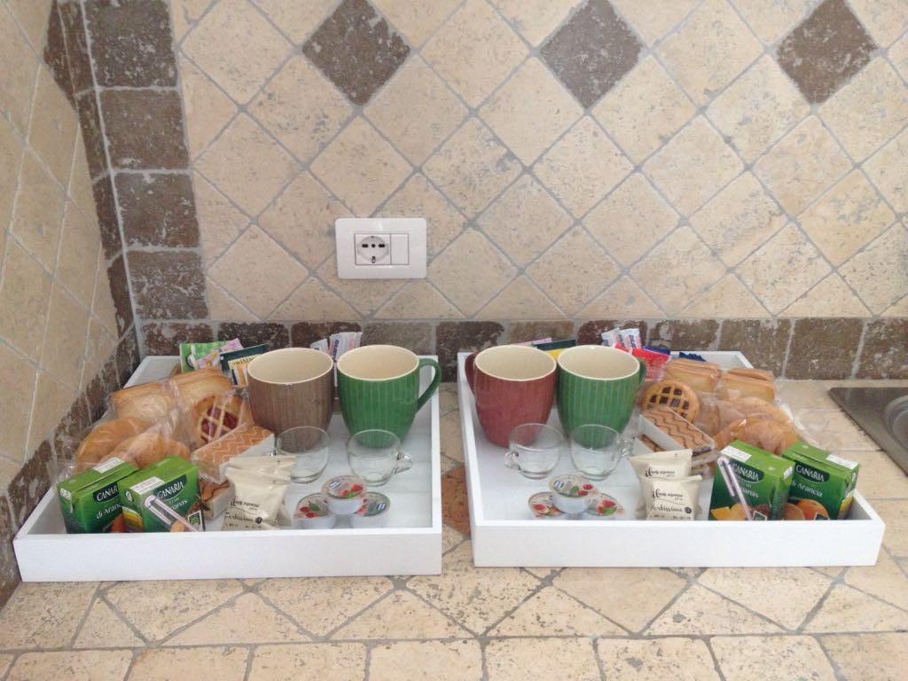 La colazione di PEPE GUEST HOUSE