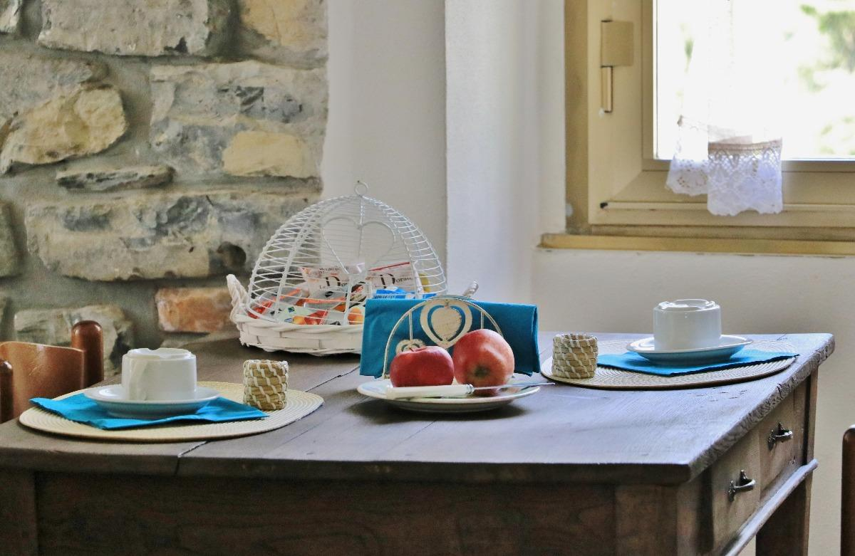La colazione di LE FINESTRE SUL LAGO