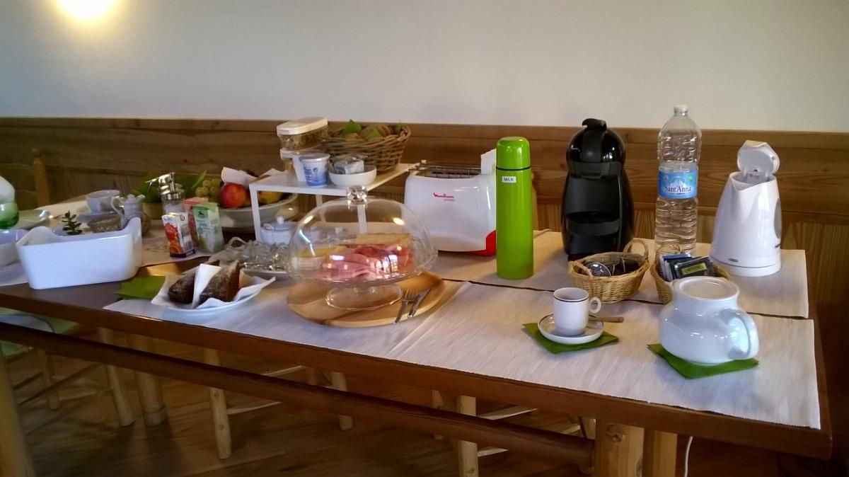La colazione di ORTO DI MARISA
