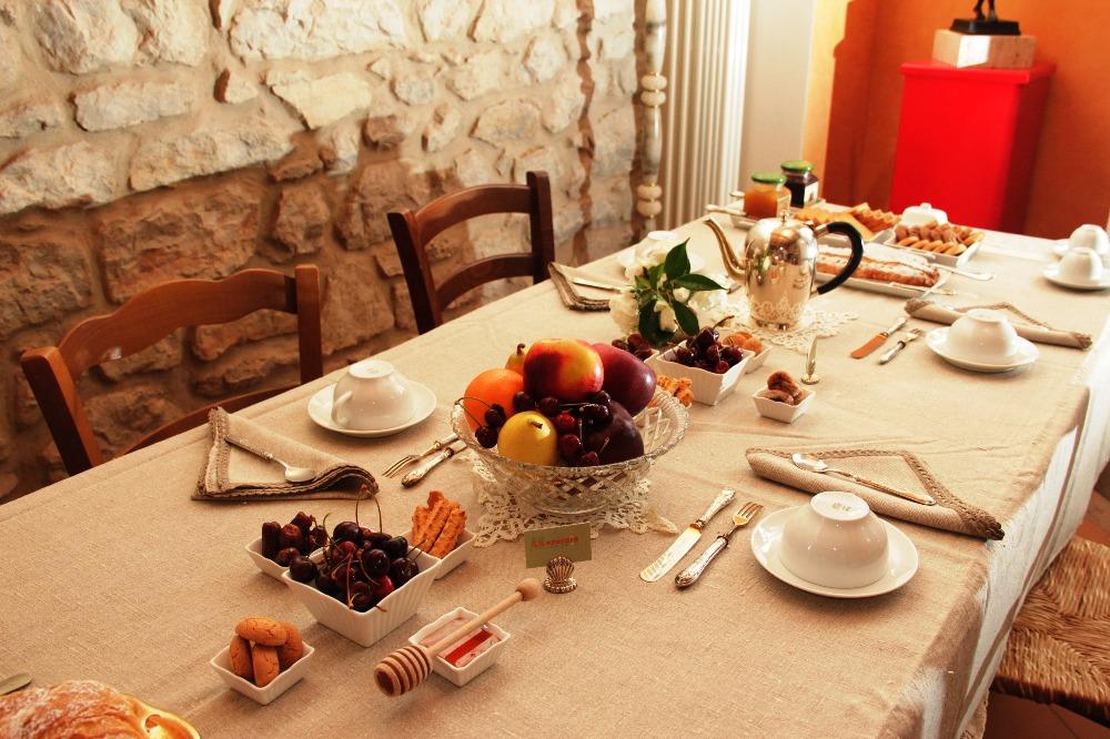 La colazione di AKASAMIA