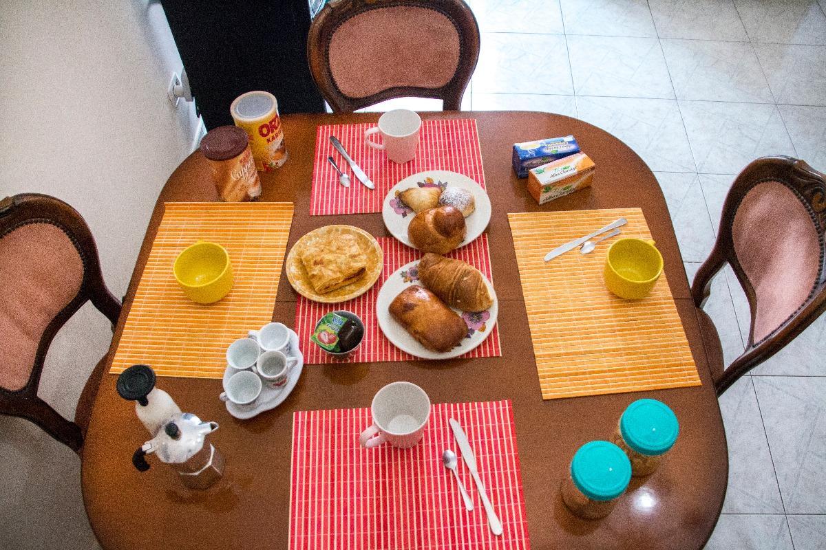 La colazione di B&B CARBONARA NAPOLI