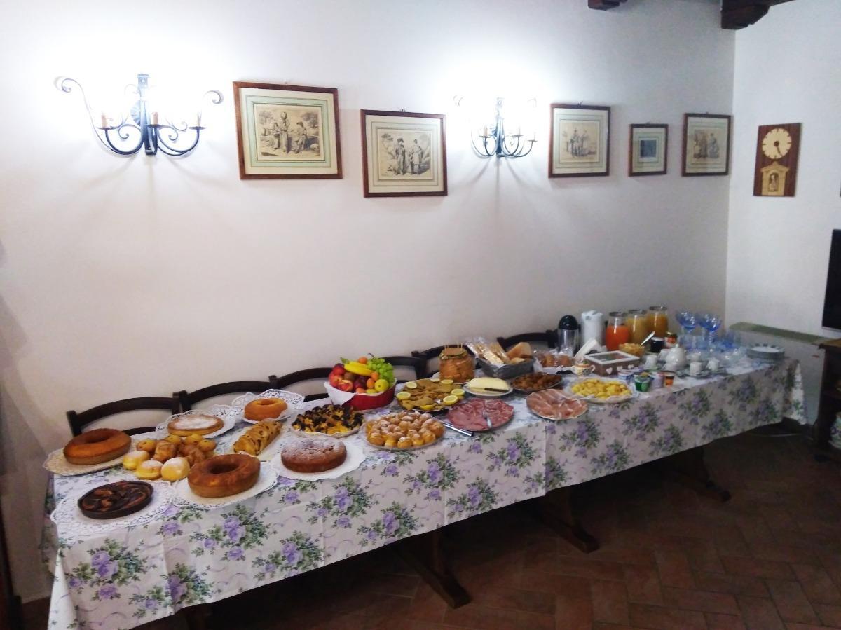 La colazione di SANT'ANGELO