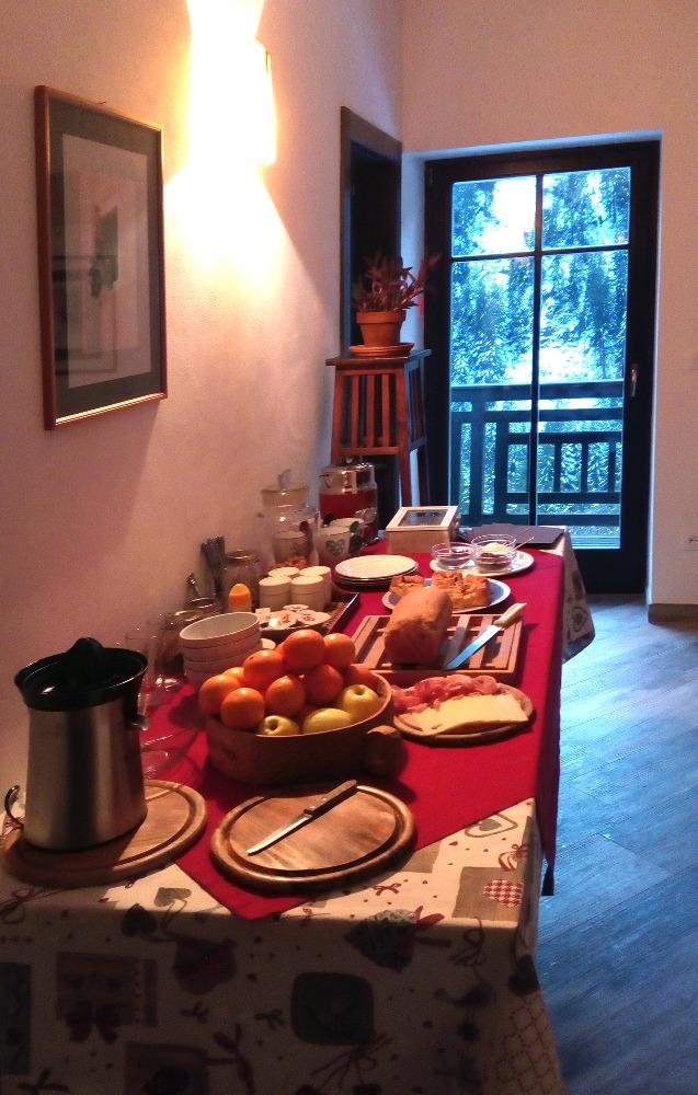 La colazione di IL MASO DELLE VIVANE