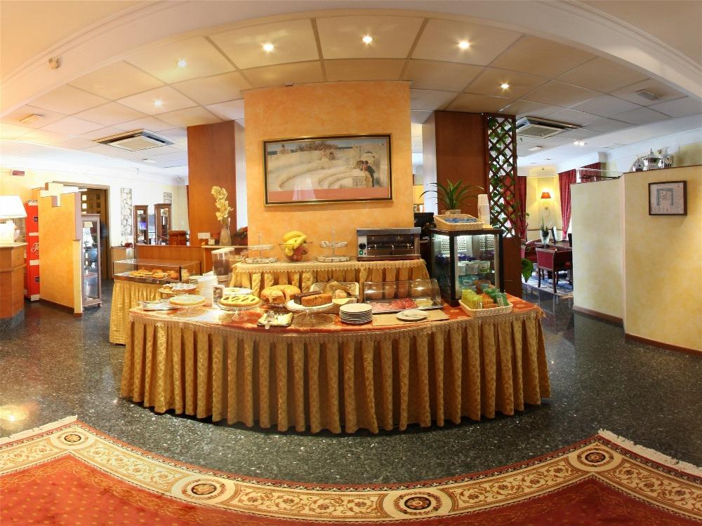 La colazione di HOTEL LA PACE