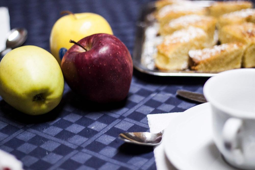 La colazione di GUESTHOUSE POMPEI IL FAUNO