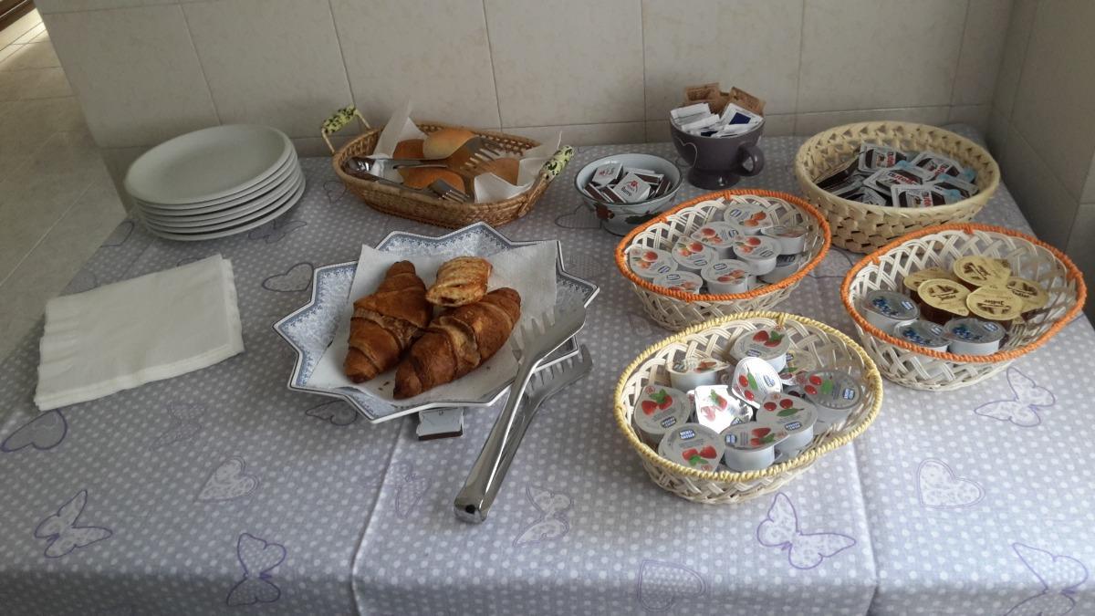 La colazione di B&B NICOLE