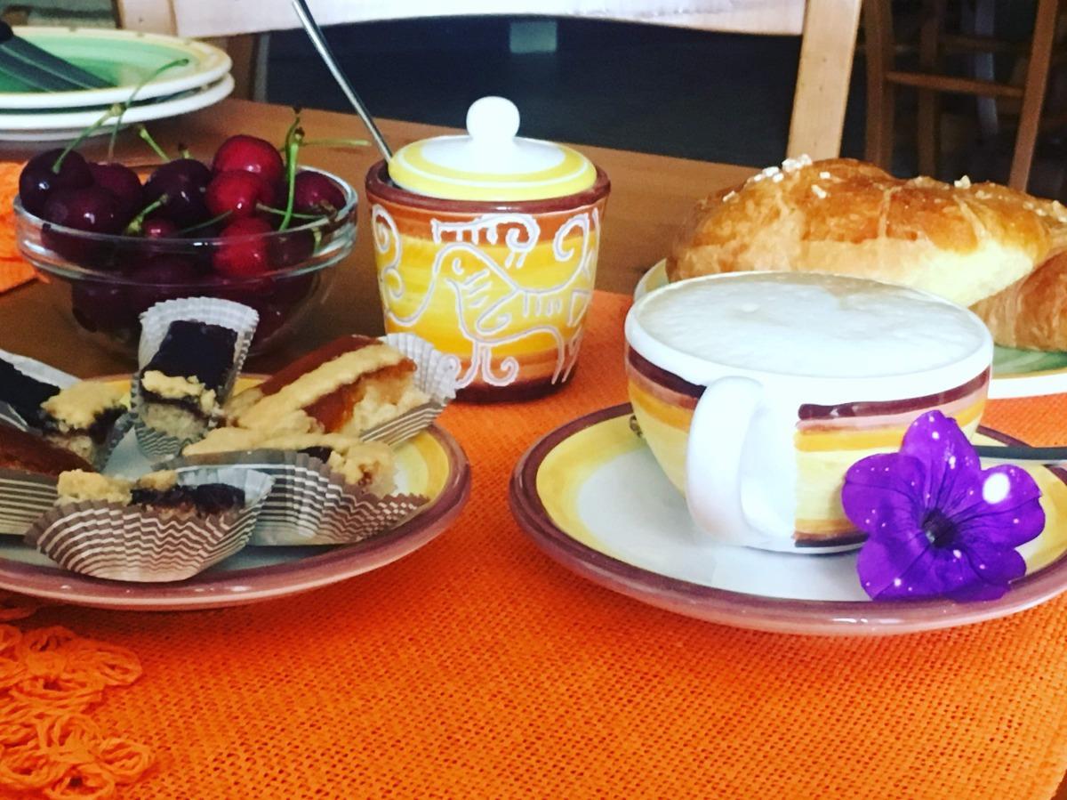 La colazione di SA MURTA BIANCA