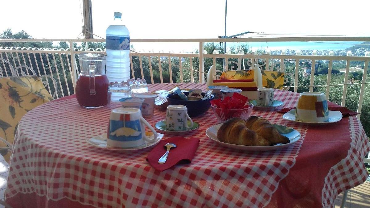 La colazione di B&B SACHAWASI