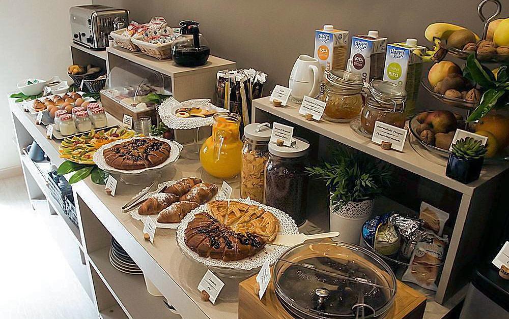 La colazione di HOTEL ARES