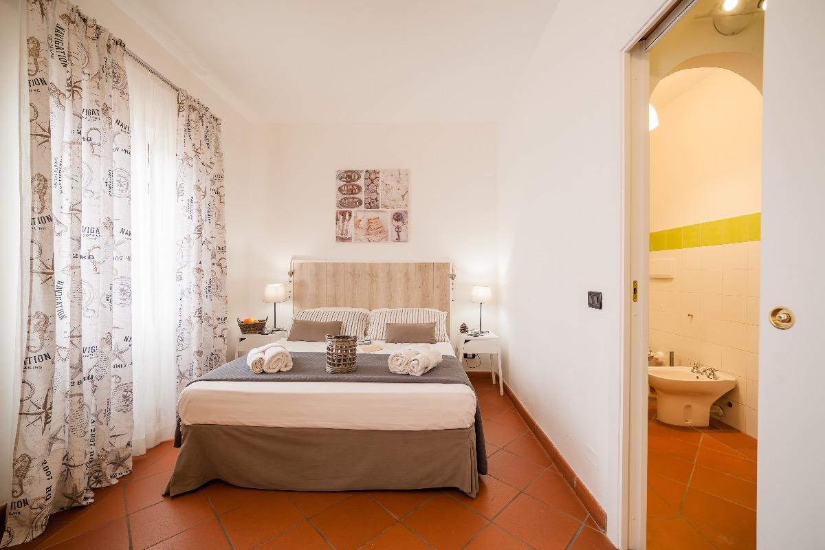 Camera Matrimoniale Nausicaa 4