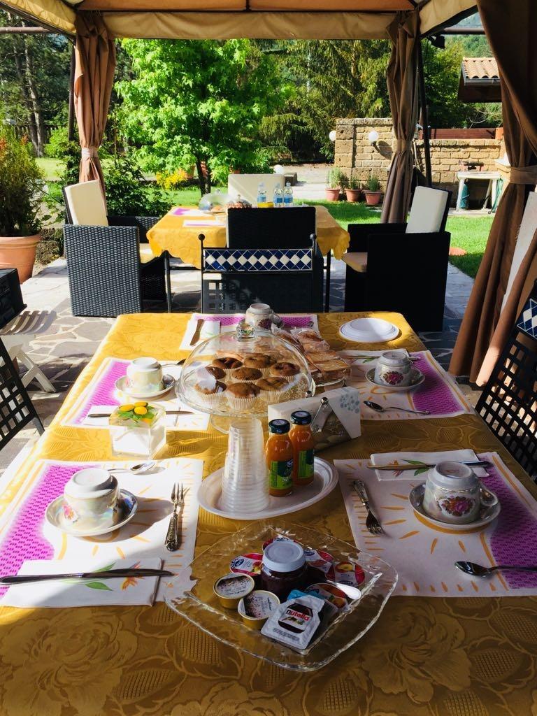 La colazione di LA DOLCE VITA