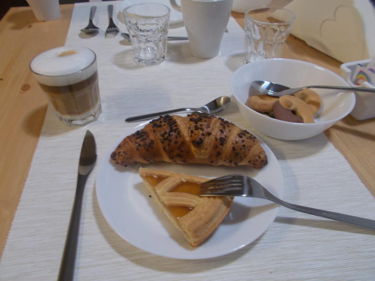 La colazione di AFFITTACAMERE IRIS
