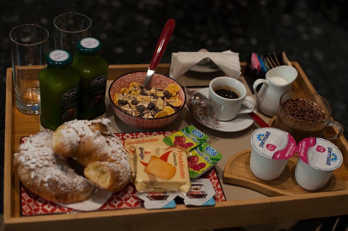 La colazione di LA DIMORA DI CABOTO