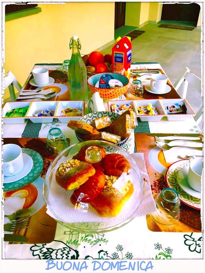 La colazione di B&B LA SELVA