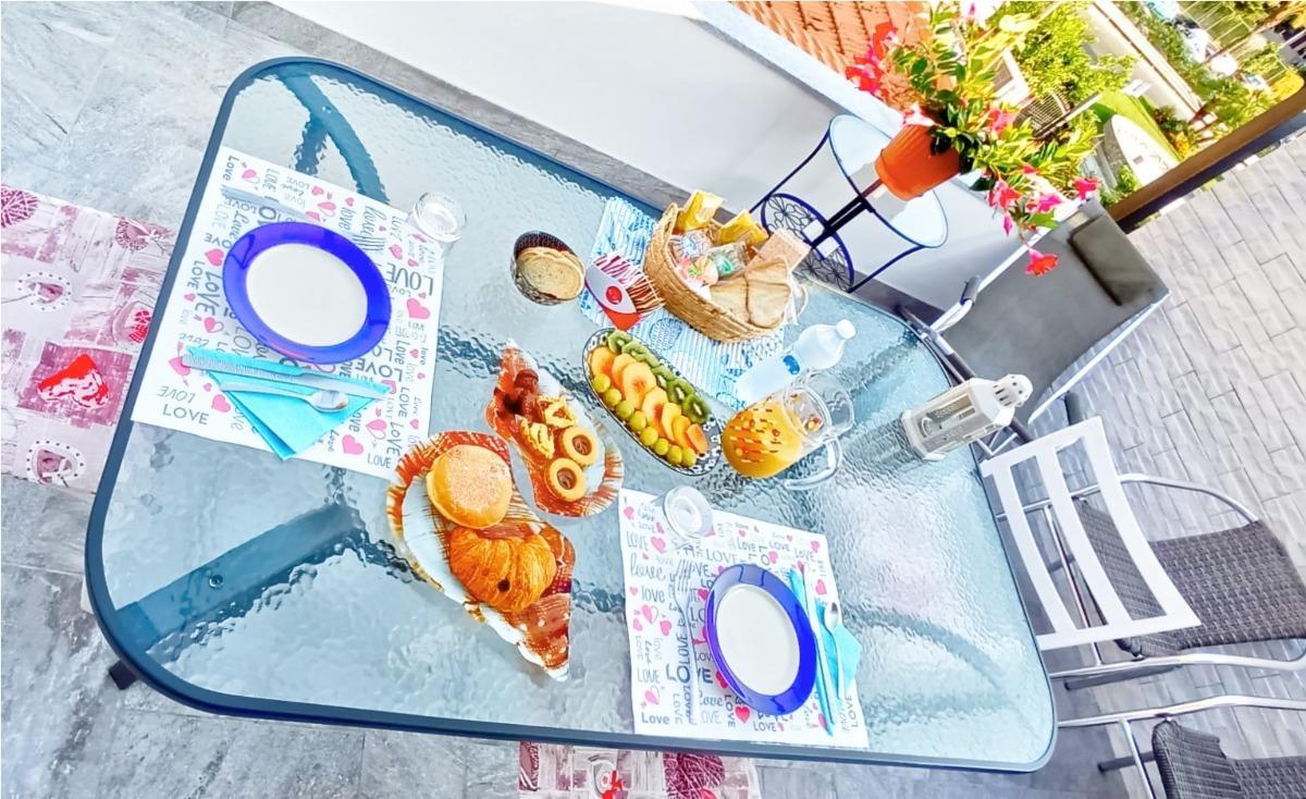 La colazione di B&B MY HOME