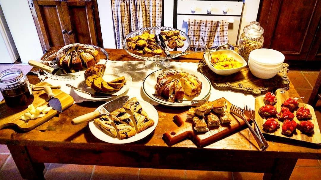 La colazione di DULCIS IN BORGO