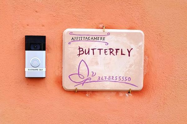 Bed&Breakfast Butterfly