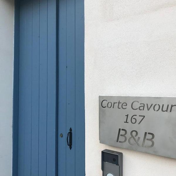 corte cavour 167