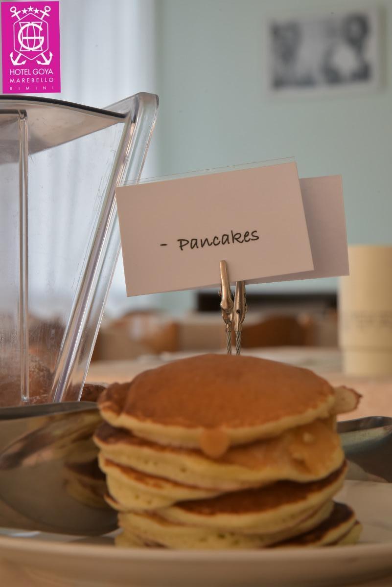 La colazione di HOTEL GOYA
