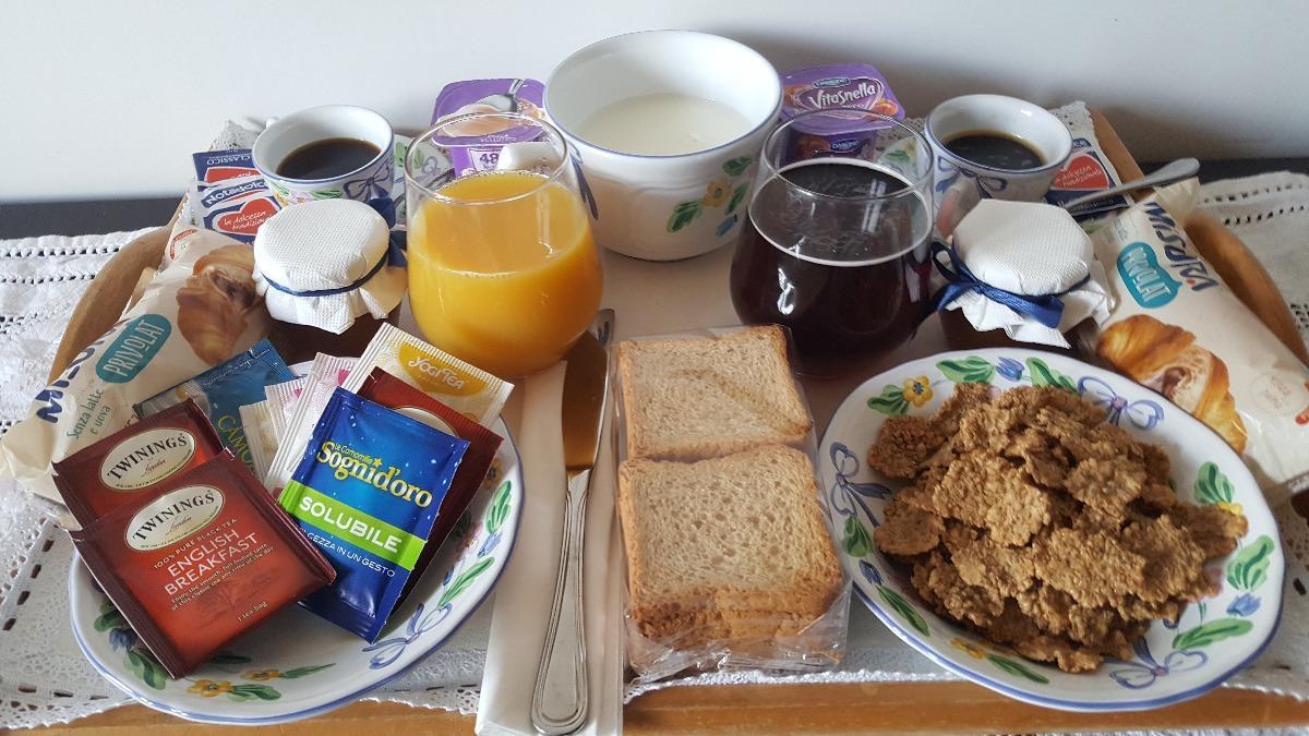 La colazione di LA CASA DEGLI OSPITI