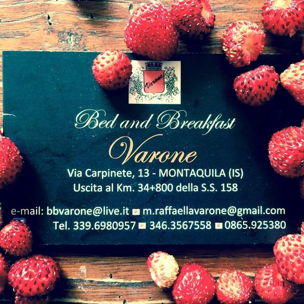 bed and breakfast varone