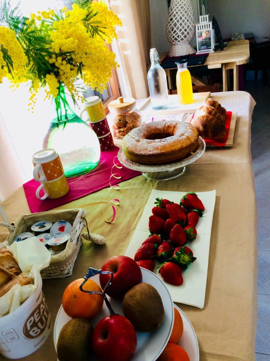 La colazione di B&B VARONE
