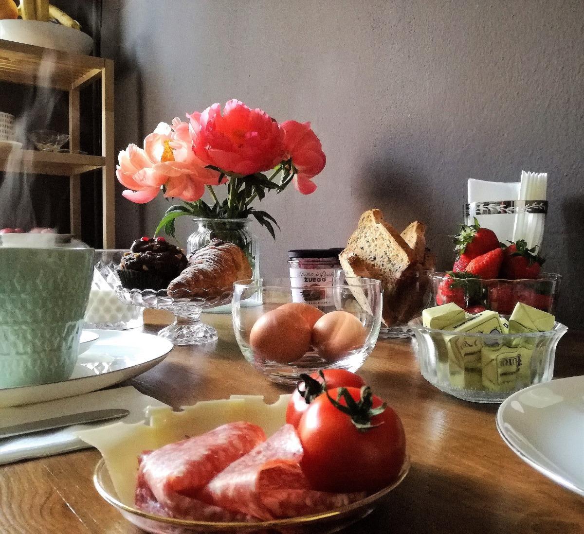 La colazione di HOUSE OF FRAMES