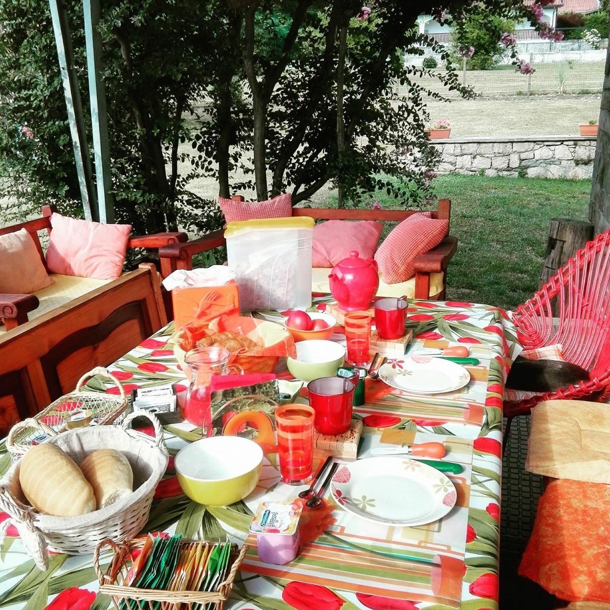La colazione di IL TEMPO DEL SOGNO
