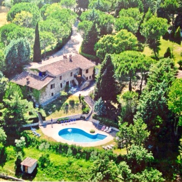 la panoramica gubbio - maison de charme