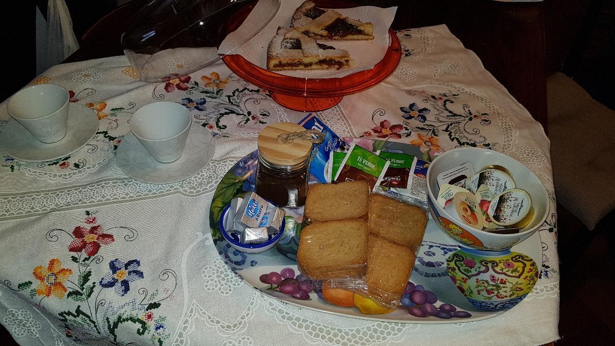 La colazione di SAN PATERNO