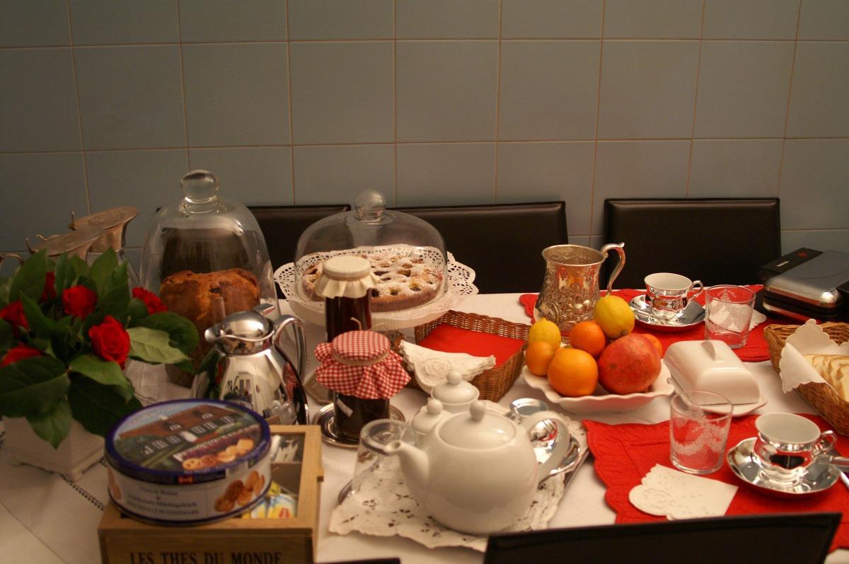 La colazione di ALICESHOME