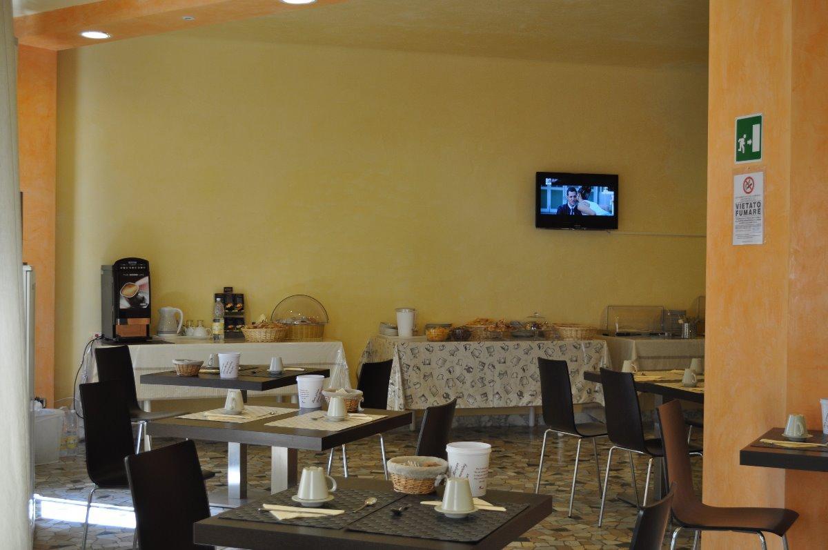 La colazione di GUERRINI HOTEL